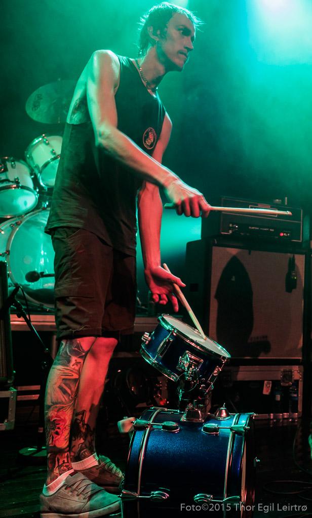 Trenger vi egentlig så mange trommer?